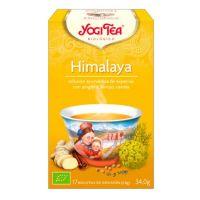 Yogi tea himalaya - 17 sachets Yogi Organic - 1