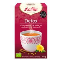 Yogi tea detox - 17 sachets Yogi Organic - 1