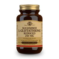 Glutation Reducido 250mg - 60 Capsule vegetali Solgar - 1