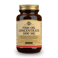 Fish oil concentrate 1000mg - 60 sofgels Solgar - 1