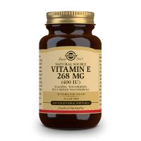 Vitamina E 400 IU - 100 capsule molli Solgar - 1