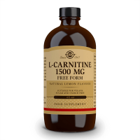 L-Carnitina Liquida 1500mg - 475ml Solgar - 1