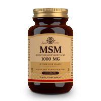 Msm 1000mg - 60 tablets Solgar - 1