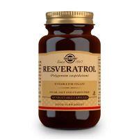 Resveratrol 100mg - 60 capsule vegetali Solgar - 1