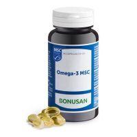 Omega 3 msc - 90 softgels Bonusan - 1