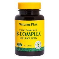 B-complex with rice bran - 90 tablets