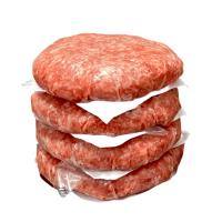 Bandeja de hamburguesas de buey - 4 x 150g