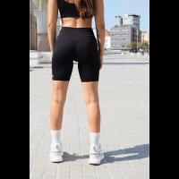 Resilience biker shorts