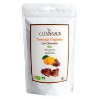Organic crunchy orange with chocolate - 28g