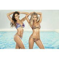 Bikini nylon spandex Babalu - 1