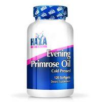 Evening primrose oil cold pressed 500mg - 120 softgels