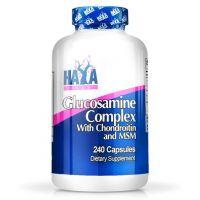 Glucosamine chondroitin & msm complex - 240 caps